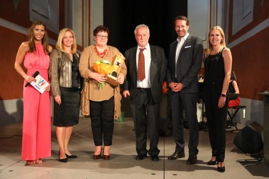 """""""Lederer Award"""" an verdiente Welser Persönlichkeiten verliehen"""
