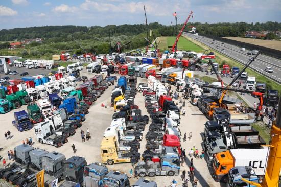 """""""Ein Truckertreffen, wo auch richtig was los ist"""" - 3. Truck Event Austria in Vorchdorf"""