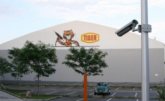 Mitarbeiterüberwachung bei Tiger-Werke