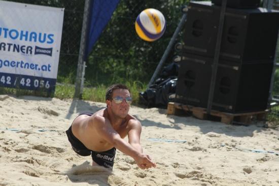 MeMed Beachtrophy presented by Quarzsande gestartet