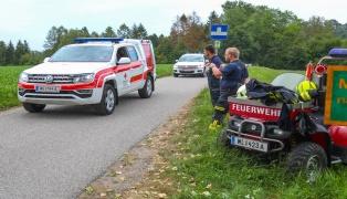 Pensionist (77) nach Rettung aus Breitenbach im Klinikum verstorben