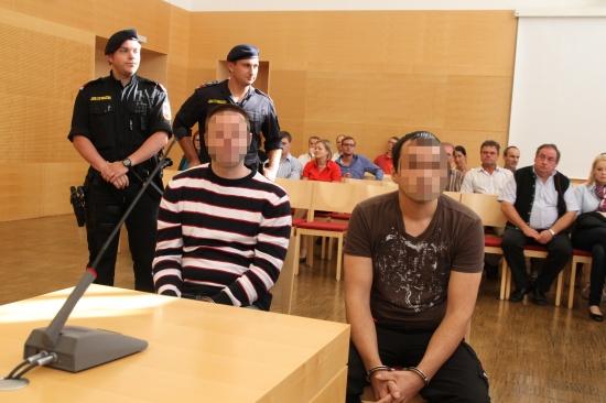 17 und 20 Jahre Haft für zwei Einbrecher nach Raub mit Todesfolge