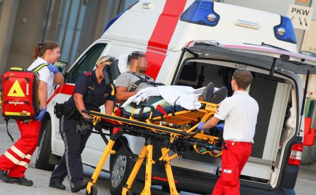 Heftige Auseinandersetzung auf Tankstelle in Meggenhofen mit Eisenstange ausgetragen