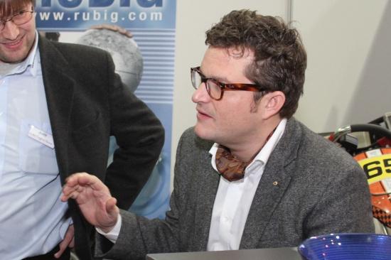 Mag. Michael Holl ist neuer Geschäftsführer des Welser Energie-Erlebnis-Haus Welios