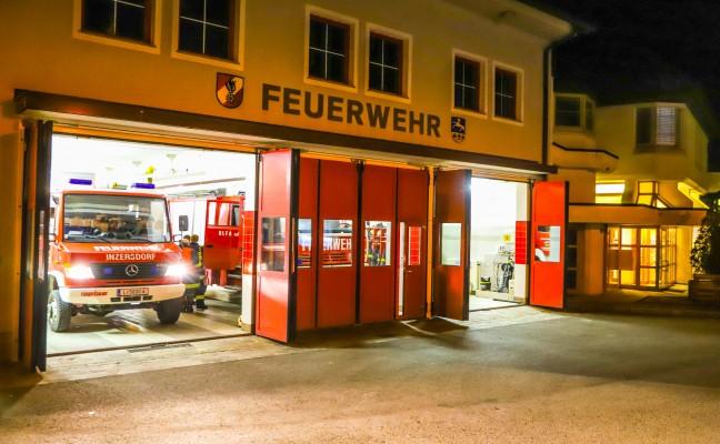 Abgängigen Wanderer bei Suchaktion in Inzersdorf im Kremstal verletzt gefunden