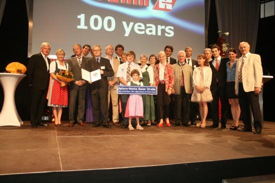 100-Jahr-Feier REFORM-Werke Wels