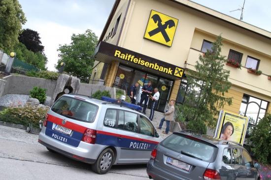 Überfall auf Bank in Steinhaus geklärt
