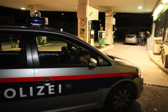 Polizei konnte zwei Überfälle auf Welser Tankstellen aufklären