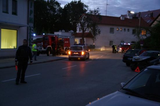 Verkehrsunfall in Thalheim bei Wels