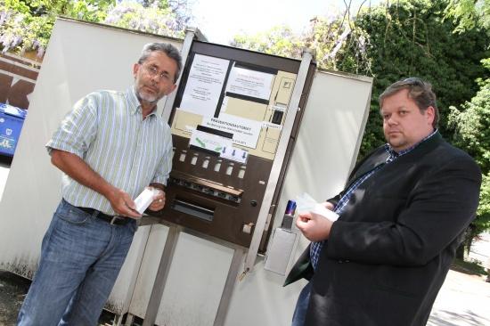 """BZÖ Brunmair: """"Präventionsautomat für Heroinsüchtige dringend verbesserungswürdig"""""""