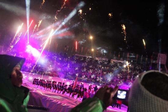 Ski-WM in Schladming mit einer tollen Feier eröffnet