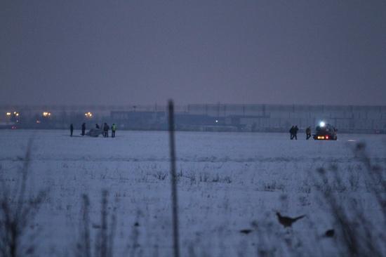 Notlandung eines Kleinflugzeuges am Welser Flugplatz endet glimpflich