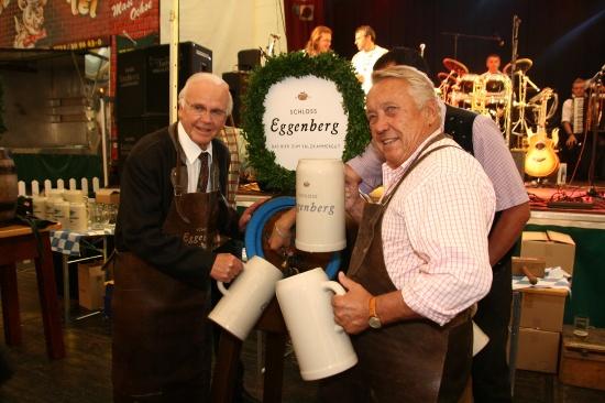 Welser Volksfest eröffnet