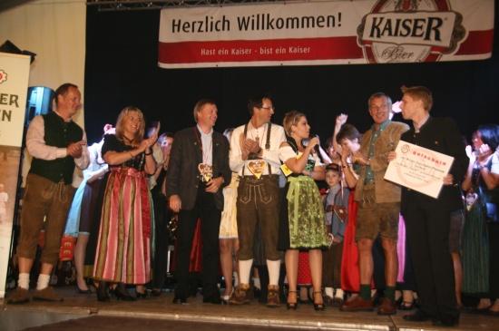 Nacht der Tracht im Welser Volksfest