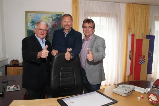 Marchtrenk wählt neuen Bürgermeister