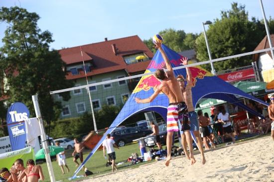 MeMed Beachtrophy in St. Marienkirchen an der Polsenz gestartet