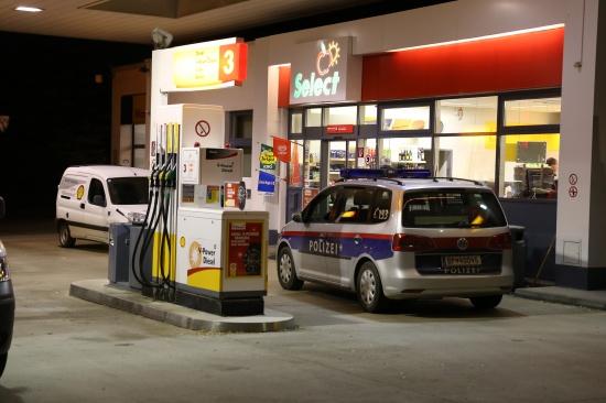 Täter stellte sich nach Raubüberfall auf Tankstelle in Schlierbach nun der Polizei