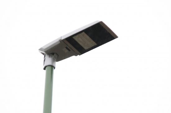 Neue LED-Technik bei der Straßenbeleuchtung