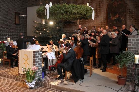 Weihnachten in der Pfarre St. Josef