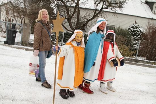 Sternsinger sammeln für 500 Hilfsprojekte