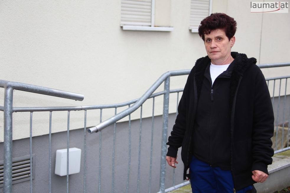 Seima Avdic, Hausbesorgerin