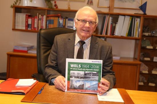 15 Jahre Bürgermeister Dr. Peter Koits (SPÖ)