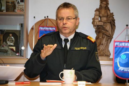 Freiwillige Feuerwehr der Stadt Wels leistete im Jahr 2014 1.974 Einsätze