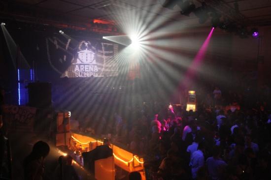 Partyzoo aus Ibiza gastierte am Arena Clubbing