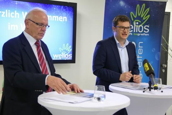 """Bürgermeister Koits: """"Das Welios ist nicht pleite, braucht aber Zuschüsse von der Stadt"""""""