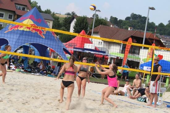 Beachtrophy in St. Marienkirchen an der Polsenz gestartet