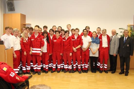 Ortsstellenversammlung des Roten Kreuzes Wels