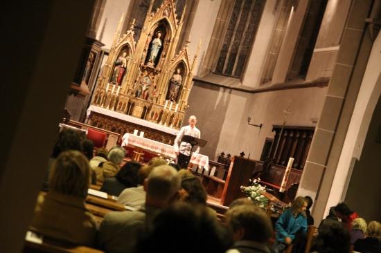 Lange Nacht der Kirchen gut besucht