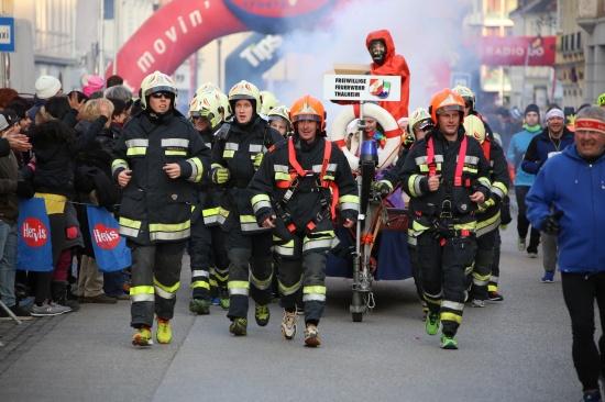 10. Silvesterlauf zum Jahresabschluss in der Welser Innenstadt