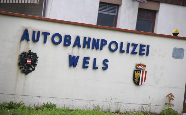 Geisterfahrt auf der Innkreisautobahn bei Wels gestoppt