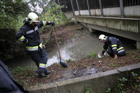 Unerlaubtes Verbrennen von Gartenabfällen führte zu Feuerwehreinsatz