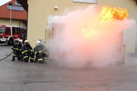 Brandschutztag der Feuerwehr Krenglbach