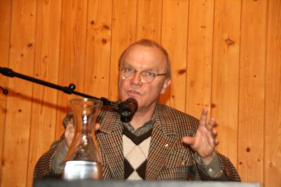 Michael Köhlmeier in Wels
