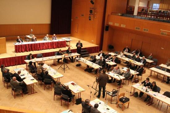 Welser Gemeinderat beschloss Budget 2012
