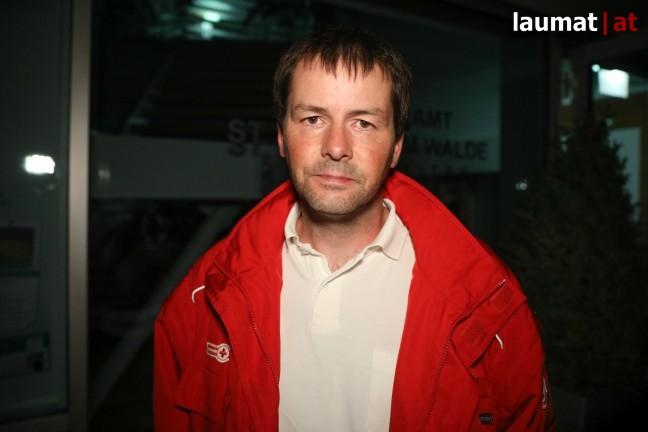 Stefan Pommer, Rotes Kreuz Braunau am Inn
