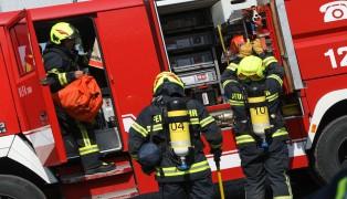 Große Einsatzübung der Feuerwehren in Pucking