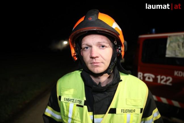 Thomas Altof, Feuerwehr Pucking-Hasenufer